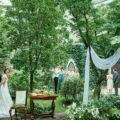 先輩花嫁に聞く!青山・表参道でおすすめのガーデンウェディング人気結婚式場5選