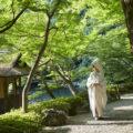 先輩花嫁に聞く!東京都内の庭園がある結婚式場【おすすめ15選】